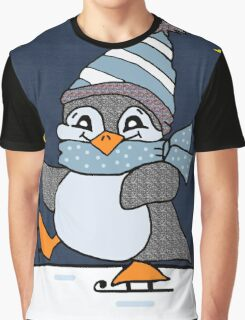 Little Penguin Graphic T-Shirt