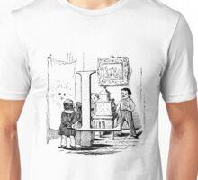 Child Alphabet Letter L Unisex T-Shirt
