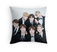 bts 11 Throw Pillow
