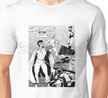 Guardians of the Blue - the new comic book! Unisex T-Shirt