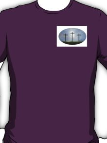 Three Crosses of Easter T-Shirt