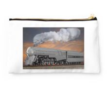 New York Central 4-6-4 Streamlined Hudson Studio Pouch