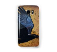 Raven and His Mountain Samsung Galaxy Case/Skin