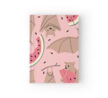Fruit Bat Hardcover Journal