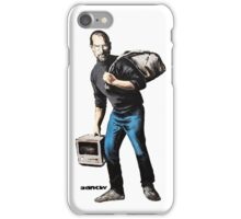 Banksy - Steve Jobs iPhone Case/Skin