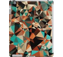 Abstraction #007 Multicolor Triangles  iPad Case/Skin