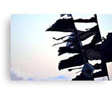 Threadbare Sails Canvas Print