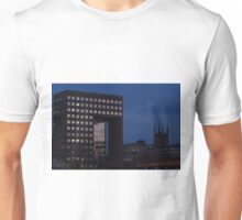 Office Squares & Southwark Cathedral Unisex T-Shirt