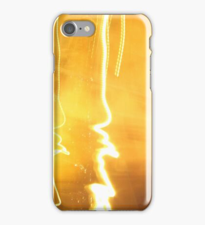thunderbolts iPhone Case/Skin