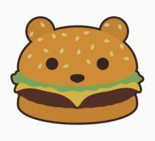 Bear Burger Kids Tee