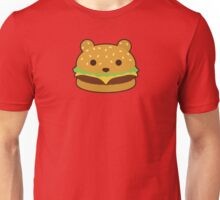 Bear Burger Unisex T-Shirt