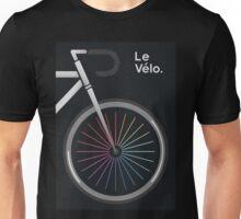 Le Velo Noir Unisex T-Shirt