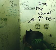 Lizard Queen by tommyflanagan
