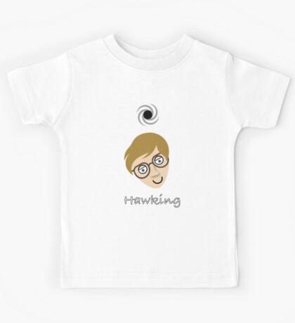 Stephen Hawking Kids Tee