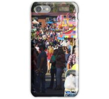 The Maddening Crowd iPhone Case/Skin