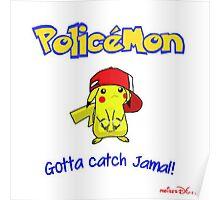 Policemon GO Poster