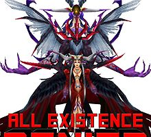 Final Fantasy VIII All Existence Denied by SquallAndSeifer