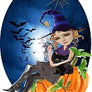 Halloween  Card (4789 Views) by aldona