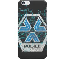 Protect And Serve iPhone Case/Skin