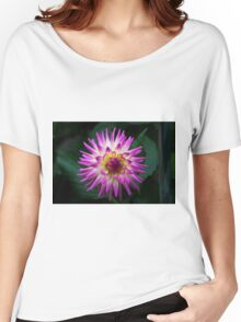 Glenbank Twinkle Orchid Women's Relaxed Fit T-Shirt