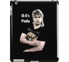 Poida Full Frontal Aussie Funny Shirt iPad Case/Skin