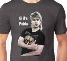 Poida Full Frontal Aussie Funny Shirt Unisex T-Shirt