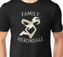 Family Herondale Unisex T-Shirt