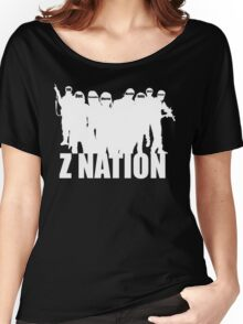 Z Nation Silhouette Women's Relaxed Fit T-Shirt