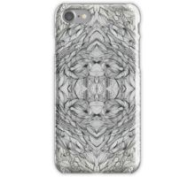 Abstract Ink iPhone Case/Skin