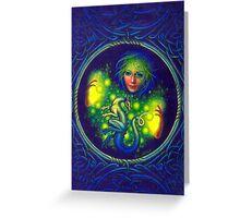 Dragon Magic Greeting Card