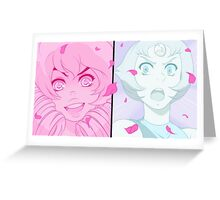 The Crystal Rebels Greeting Card