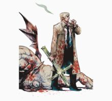 Hellblazer by lilinko