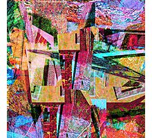 1073 Abstract Thought Photographic Print