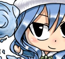 Juvia Chibi Sticker