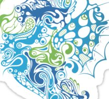 Seahorses Sticker
