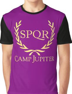 Camp Jupiter Graphic T-Shirt