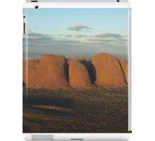 Kata Tjuta & Uluru - From the Air iPad Case/Skin