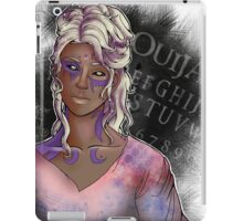 Ouija Girl iPad Case/Skin