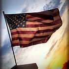 Ole' Glory by christopher r peters