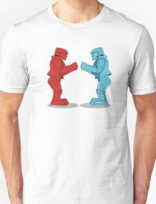 Rock 'Em Sock 'Em Robots Unisex T-Shirt