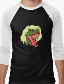 TSnake - Taylor Swift Men's Baseball ¾ T-Shirt