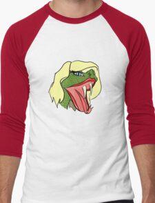 TSnake - Taylor Swift Men's Baseball ¾ T-Shirt