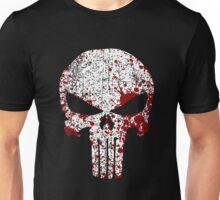 The Punisher Bloody Skull Unisex T-Shirt
