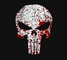 The Punisher Bloody Skull Unisex T-Shirt
