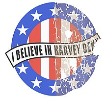 I Believe In Harvey Dent Photographic Print