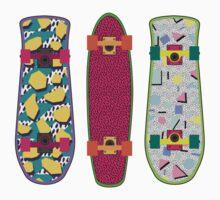 Skateboards Baby Tee