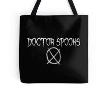 Doctor Spooks Merch Tote Bag