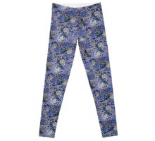 Dreamy Dragonfly Print Leggings