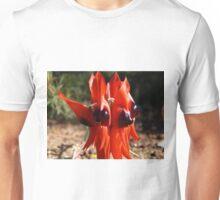Sturts Desert Pea Unisex T-Shirt