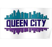 Queen City, NC Poster